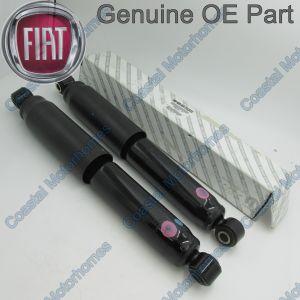 Fits Fiat Ducato Peugeot Boxer Citroen Relay 2x Rear Shock OE (06-On) 1369850080