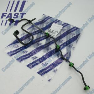 Fits Fiat Ducato Peugeot Boxer Citroen Relay Overflow Pipes 2.2JTD-HDI (06-On)