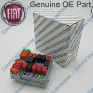Fits Fiat Ducato Peugeot Boxer Citroen Relay Fuse Box OE (14-On) 1388595080
