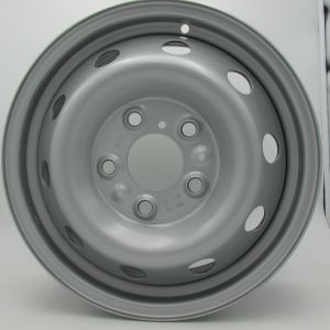 "Fits Fiat Ducato Peugeot Boxer Citroen Relay 6J 16"" Steel Wheel 2014-Onwards"