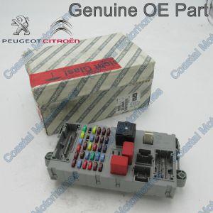 Fits Fiat Ducato Peugeot Boxer Citroen Relay Body Control Unit (06-14) 6500.GE