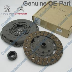 Fits Peugeot Boxer Citroen Relay Re Con Clutch Kit 2.2HDI (2006-On) 2051.Z9