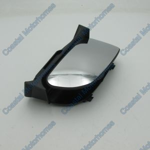 Fits Fiat Ducato Peugeot Boxer Citroen Relay Left Lower Mirror Glass Mount (99-02) Only