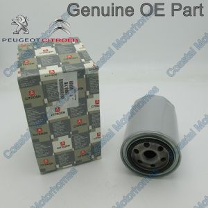 Fits Fiat Ducato Peugeot Boxer Citroen Relay Iveco Daily 3 Oil Filter 2.3 2.8 JTD HDI