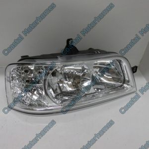 Fits Fiat Ducato Peugeot Boxer Citroen Relay Right Headlight Lamp 244 2002-2006