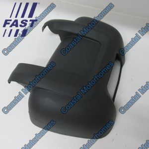 Fits Fiat Ducato Peugeot Boxer Citroen Relay Left Short Arm Mirror Backing Cover 06-On
