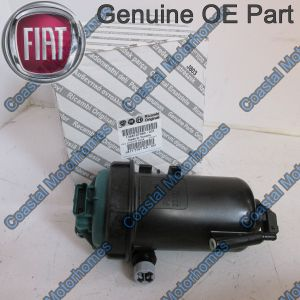 Fits Fiat Ducato Peugeot Boxer Citroen Relay Fuel Filter Housing 2.3 3.0 Complete
