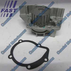 Fits Fiat Ducato Peugeot Boxer Citroen Relay Water Pump 1.9D TD 2.0P