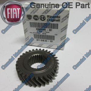 Fits Fiat Ducato Peugeot Boxer Citroen Relay 5TH Gear MLGU 53X31 9638304488