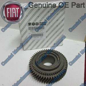 Fits Fiat Ducato Peugeot Boxer Citroen Relay 5TH Gear 53X31 9643758188
