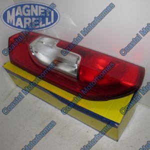 Fits Fiat Ducato Peugeot Boxer Citroen Relay Right Rear Light 250 1380672080 (14on)