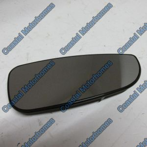 Fits Fiat Ducato Peugeot Boxer Citroen Relay 06-On Lower Right Heated Mirror Glass