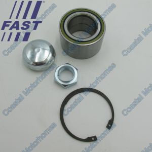Fits Fiat Ducato Peugeot Boxer Citroen Relay Front Wheel Bearing (02-06) 1346651080
