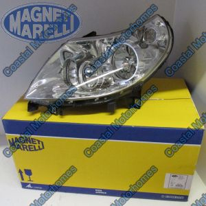 Fits Fiat Ducato Peugeot Boxer Citroen Relay Left Headlight (11-14) 1369498080