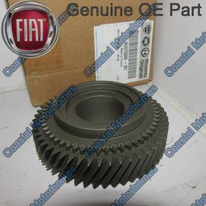 Fits Fiat Ducato Peugeot Boxer Citroen Relay 5TH Gear 51X33 9643758088