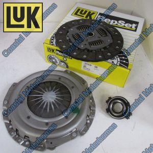 Fits Fiat Ducato Peugeot Boxer Citroen Relay 1.9D TD 2.0P Clutch Kit 9402050648