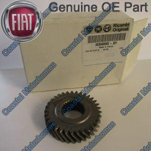 Fits Fiat Ducato Peugeot Boxer Citroen Relay 5TH Gear 49X33 2.0JTD 9635488988