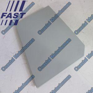 Fits Fiat Ducato Peugeot Boxer Citroen Relay Fuel Flap Lid Door (08-On) 1362671080