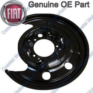 Fits Fiat Ducato Peugeot Boxer Citroen Relay Rear Left Backing Plate 9949471 (94-06)