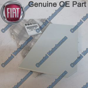 Fits Fiat Ducato Peugeot Boxer Citroen Relay Fuel Flap Lid Door (14-On) 1385931080