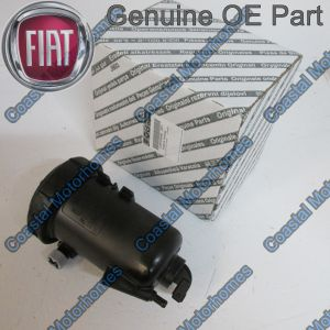 Fits Fiat Ducato Peugeot Boxer Citroen Relay 250 OE Fuel Filter 2.2 HDI 1368128080