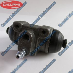 Fits Fiat Ducato Peugeot Boxer Citroen Relay Rear Wheel Brake Slave Cylinder 9945896