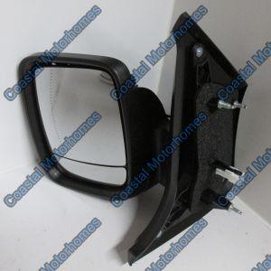 Fits Fiat Talento Nissan NV300 Renault Trafic Vauxhall Vivaro Mirror Heated Door L/H
