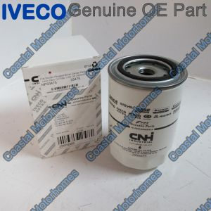 Fits Fiat Ducato Peugeot Boxer Citroen Relay Iveco Daily Oil Filter 3.0D OE 2995655