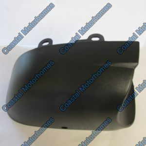 Fits Fiat Talento NV300 Renault Trafic Vivaro Right Side Lower Backing Cover Black