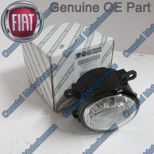 Fits Fiat Ducato Peugeot Boxer Citroen Relay Spot Fog Light 250 (14-On) OE 51858824