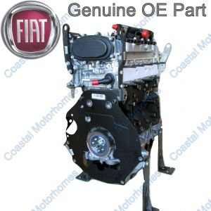 Fits Fiat Ducato 2.3 Brand New Genuine Bare Engine 180 HP 2014-On 5802120722 Euro 6