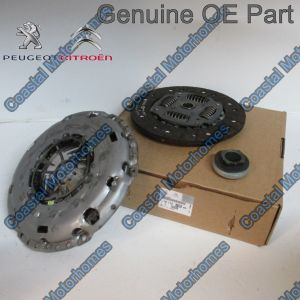 Fits Fiat Ducato Peugeot Boxer Citroen Relay 2.2L Puma Clutch Kit OE 06-On 1611272080