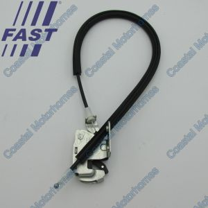 Fits Fiat Ducato Peugeot Boxer Citroen Relay Rear Door Lower Catch Lock Cable (06-On)