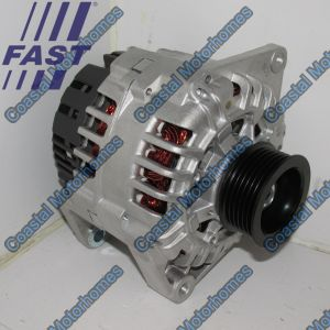 Fits Fiat Ducato Peugeot Boxer Citroen Relay 2.8 HDI JTD Alternator New 120A (00-06)