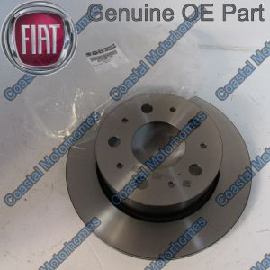 Fits Fiat Ducato Peugeot Boxer Citroen Relay Rear Disc Q20 (14-On) OE 51957512