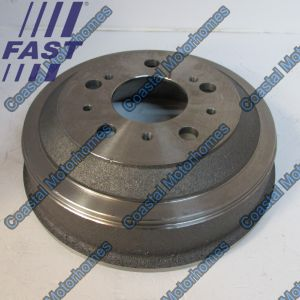 Fits Fiat Ducato Peugeot Boxer Citroen Relay Rear Drum Q18 (94-02) 1306211080