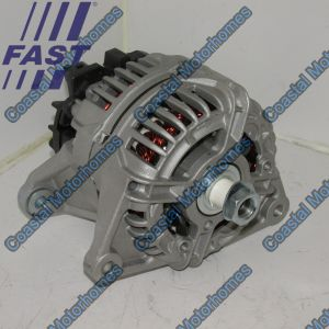 Fits Fiat Ducato Peugeot Boxer Citroen Relay Iveco Daily Alternator 3.0 140A (06-14)