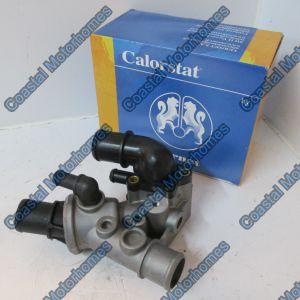 Fits Fiat Ducato Coolant Thermostat 1.9D 1930cc Diesel (1994-2002) 1307274080