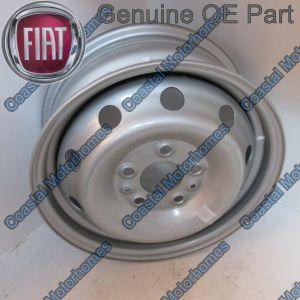 Fits Fiat Ducato Peugeot Boxer Citroen Relay Wheel 15x6J (1994-2006) OE 1300254080