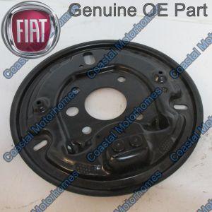 Fits Fiat Ducato Peugeot Boxer Citroen Relay Rear Left Backing Plate 94-02 OE 9945886