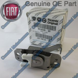 Fits Fiat Ducato Peugeot Boxer Citroen Relay Upper Sliding Door Catch OE 53302309