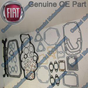 Fits Fiat Ducato 280 2.4-2445cc 8v TD 8144.21 Engine Gasket Set Rebuild 1981-1990