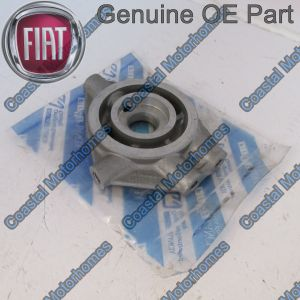 Fits Fiat Ducato Oil Filter Cooler Mount Spacer 2.4+2.5 1981-1992 OE