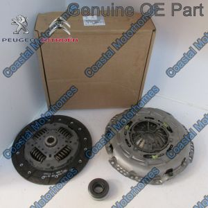 Fits Peugeot Boxer Citroen Relay 2.2L Puma Clutch Kit OE 06-On 1611272780