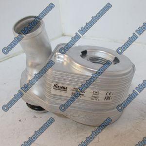 Fits Fiat Ducato Peugeot Boxer Citroen Relay Oil Cooler Heat Exchanger 2.3L JTD-HDI