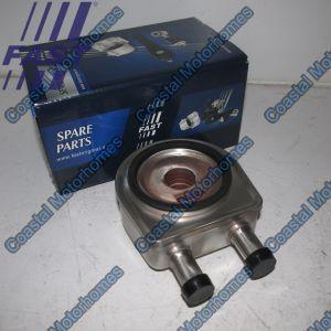 Fits Fiat Ducato Oil Cooler D/TD 2.4 2.5 1981-1994 4866350