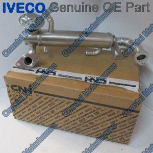 Fits Iveco Daily MK IV EGR Valve Cooler 2.3JTD Multijet OE 504158592 504178568