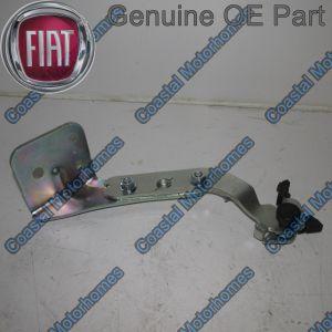 Fits Fiat Ducato Peugeot Boxer Citroen Relay Lower Sliding Door Roller Bracket 06-On
