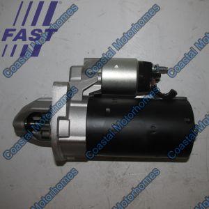 Fits Fiat Ducato Peugeot Boxer Citroen Relay 2.3/3.0 Starter Motor 2.5KW 06-Onwards