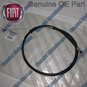 Fits Fiat Ducato Peugeot Boxer Citroen Relay Rear Handbrake Cable 2006-Onwards OE